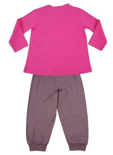 Zeyland Pijama Takım Pembe